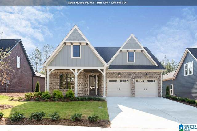 4234 Annika Drive, Hoover, AL 35244 (MLS #1282573) :: Gusty Gulas Group