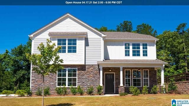 6425 Winslow Parc Lane, Trussville, AL 35173 (MLS #1282627) :: Josh Vernon Group