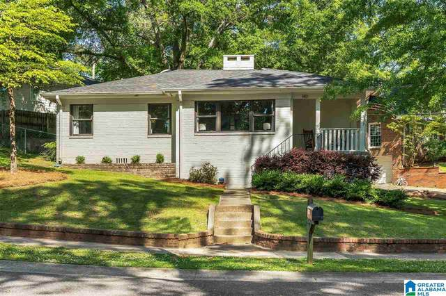 140 Rockaway Road, Homewood, AL 35209 (MLS #1282635) :: Sargent McDonald Team