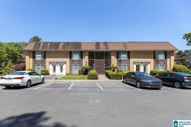 161 Old Montgomery Highway C, Homewood, AL 35216 (MLS #1282646) :: Howard Whatley