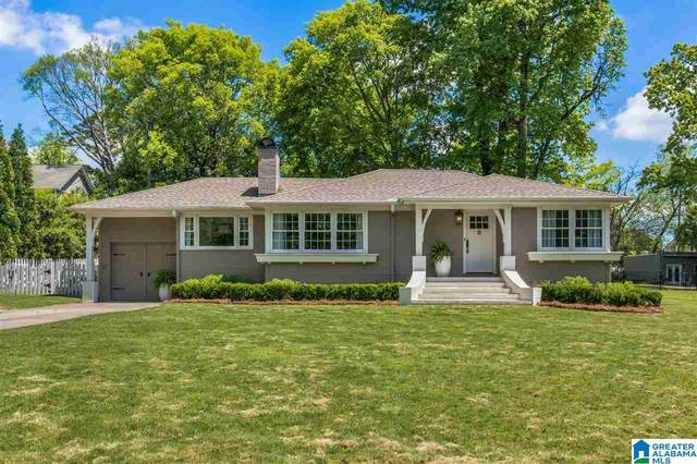 401 Fernwood Drive, Vestavia Hills, AL 35216 (MLS #1282685) :: Howard Whatley