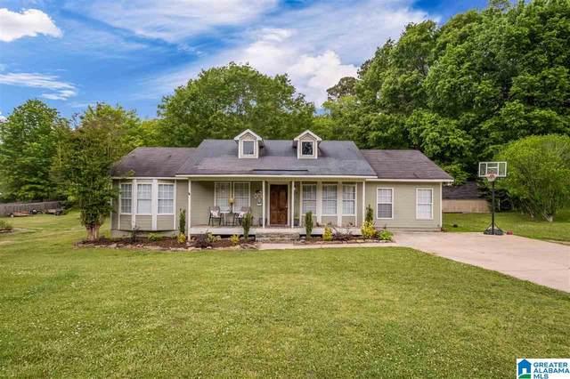 170 Crawford Drive, Springville, AL 35146 (MLS #1282723) :: Howard Whatley
