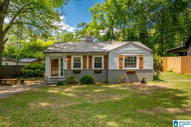 807 Kingsbury Avenue, Birmingham, AL 35213 (MLS #1282915) :: The Fred Smith Group | RealtySouth