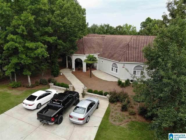 1 Oakridge Drive, Sylacauga, AL 35151 (MLS #1283089) :: EXIT Magic City Realty