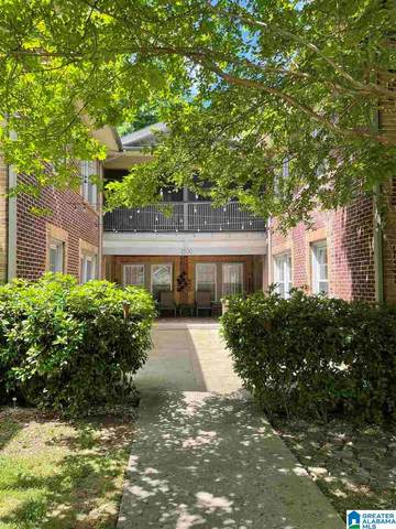 1500 S 33RD STREET S #104, Birmingham, AL 35205 (MLS #1283363) :: Howard Whatley
