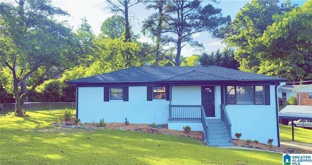 1100 Meadow Drive, Gardendale, AL 35071 (MLS #1283371) :: EXIT Magic City Realty