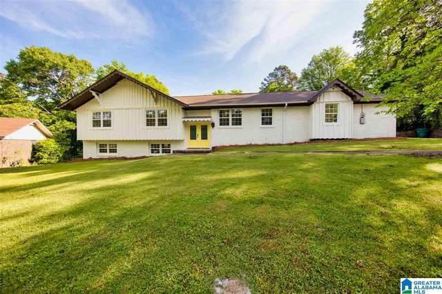 813 3RD TERRACE CIRCLE, Pleasant Grove, AL 35127 (MLS #1283450) :: Bentley Drozdowicz Group