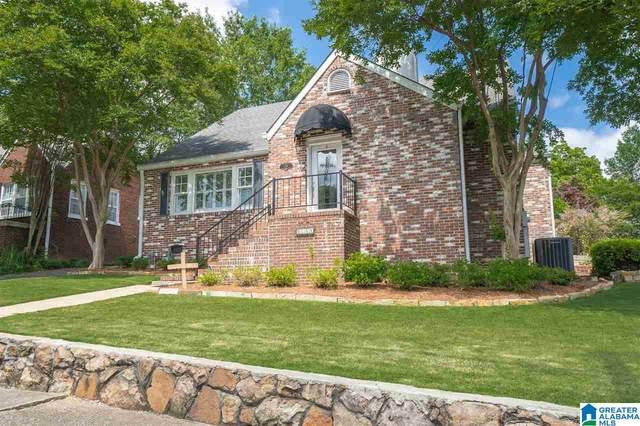 115 W Hawthorne Road, Homewood, AL 35209 (MLS #1284137) :: Lux Home Group