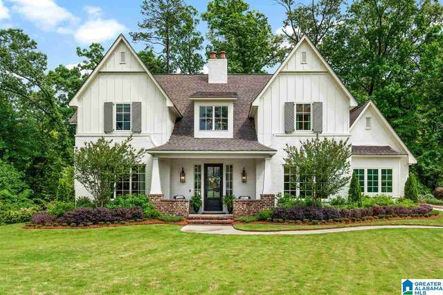 1948 Rosemont Place, Vestavia Hills, AL 35243 (MLS #1284386) :: The Fred Smith Group | RealtySouth