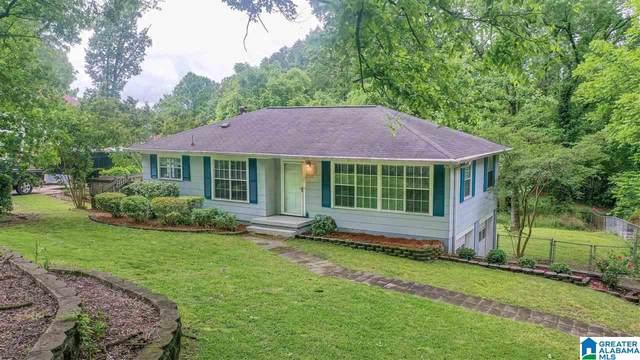 1508 Berry Road, Homewood, AL 35226 (MLS #1284393) :: Howard Whatley
