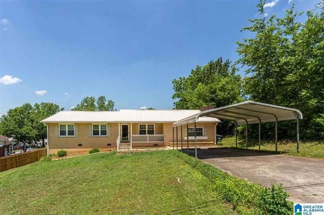 4007 Derek Street, Anniston, AL 36201 (MLS #1284560) :: Lux Home Group