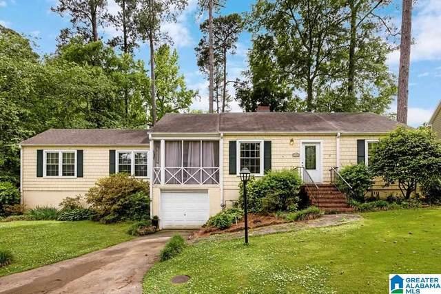 1703 Shades Park Drive, Homewood, AL 35209 (MLS #1284615) :: Gusty Gulas Group