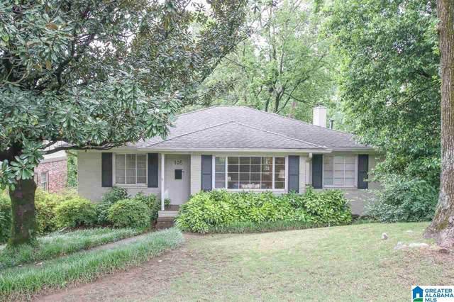 105 Stratford Road, Homewood, AL 35209 (MLS #1284733) :: Howard Whatley