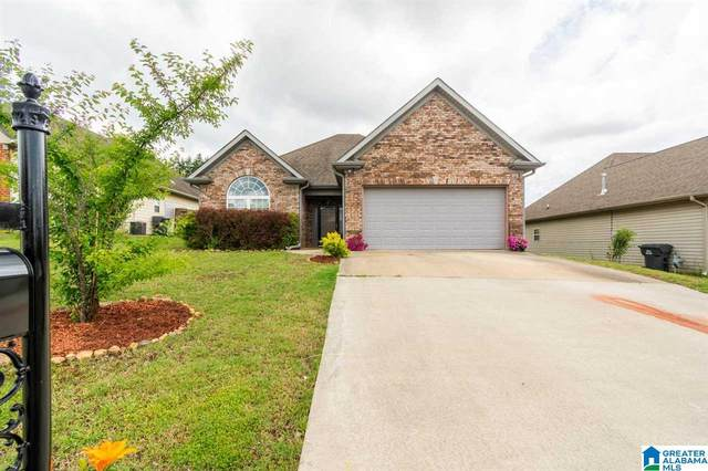 572 Waterford Lane, Calera, AL 35040 (MLS #1284861) :: Bentley Drozdowicz Group
