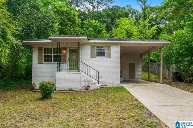 1705 Old Springville Road, Birmingham, AL 35215 (MLS #1285777) :: Lux Home Group