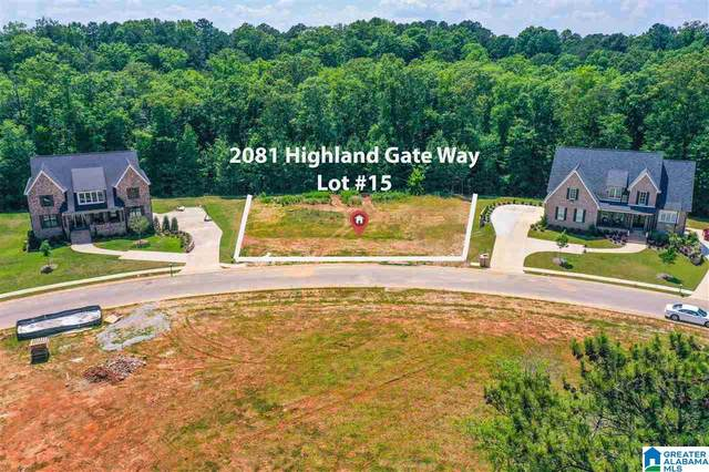 2081 Highland Gate Way #15, Hoover, AL 35244 (MLS #1286084) :: The Fred Smith Group | RealtySouth
