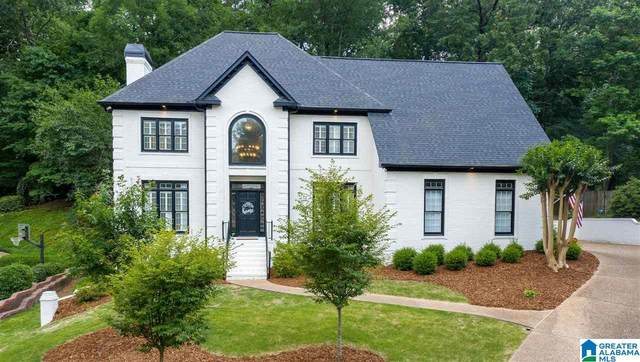 2154 Baneberry Drive, Hoover, AL 35244 (MLS #1286530) :: Lux Home Group