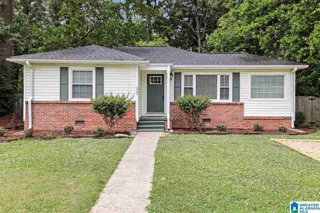 252 Kent Lane, Homewood, AL 35209 (MLS #1286734) :: EXIT Magic City Realty