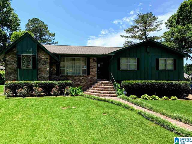2208 Regency Drive, Bessemer, AL 35022 (MLS #1287062) :: Lux Home Group