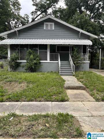 608 60TH STREET, Fairfield, AL 35064 (MLS #1287193) :: Lux Home Group