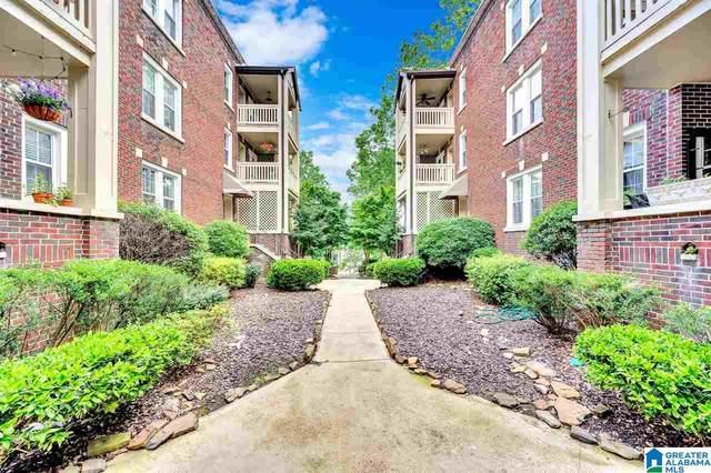 2809 13TH AVENUE S C2, Birmingham, AL 35205 (MLS #1287218) :: Lux Home Group