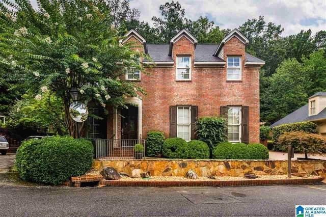 86 Cross Creek Drive, Mountain Brook, AL 35213 (MLS #1287563) :: LIST Birmingham
