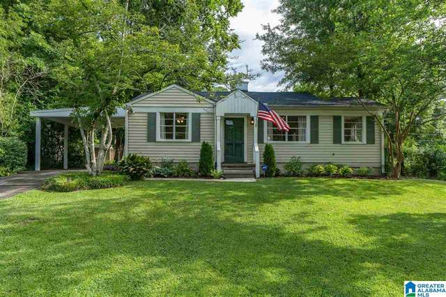 510 Baker Drive, Birmingham, AL 35213 (MLS #1287750) :: The Fred Smith Group   RealtySouth