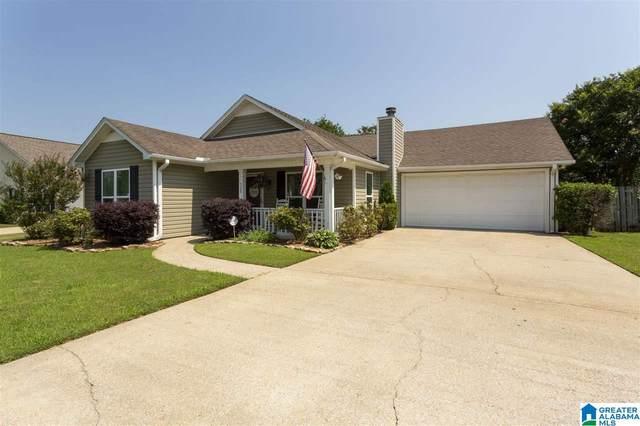 528 Laurel Woods Trail, Helena, AL 35080 (MLS #1288115) :: Lux Home Group