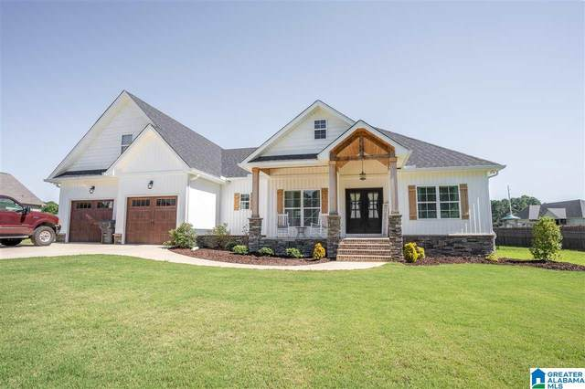2624 Legacy Trace, Southside, AL 35907 (MLS #1288314) :: Lux Home Group