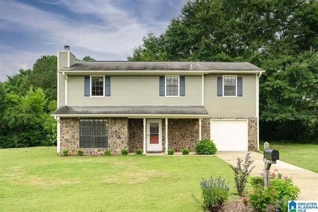 148 Bluegrass Drive, Alabaster, AL 35007 (MLS #1288391) :: Lux Home Group