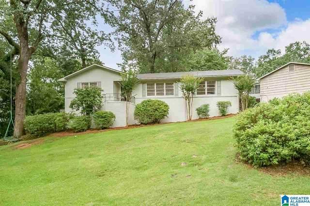 1857 Glendmere Drive, Vestavia Hills, AL 35216 (MLS #1289322) :: Gusty Gulas Group