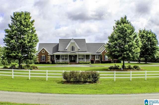 1317 County Road 48, Heflin, AL 36264 (MLS #1289982) :: Josh Vernon Group