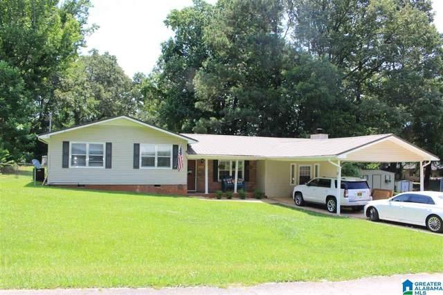 309 Plato Street, Weaver, AL 36277 (MLS #1290975) :: Lux Home Group