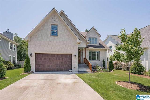 3776 Fairhaven Drive, Vestavia Hills, AL 35223 (MLS #1291036) :: Amanda Howard Sotheby's International Realty