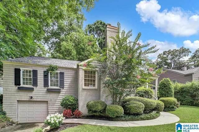 40 Edgehill Road, Homewood, AL 35209 (MLS #1291175) :: EXIT Magic City Realty