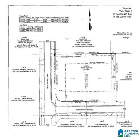 40 & 41 Richards Circle 40 & 41, Pell City, AL 35128 (MLS #1291243) :: Amanda Howard Sotheby's International Realty