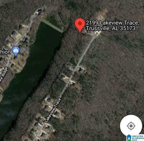 2199 Lakeview Trace #561, Trussville, AL 35173 (MLS #1291576) :: Josh Vernon Group