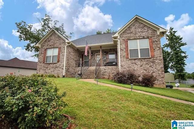 907 Ginger Lane, Odenville, AL 35120 (MLS #1291736) :: Lux Home Group