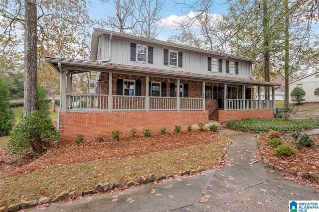 3990 Christopher Drive, Vestavia Hills, AL 35243 (MLS #1292270) :: Amanda Howard Sotheby's International Realty