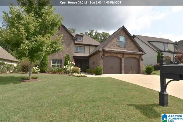 364 Strathaven Drive, Pelham, AL 35124 (MLS #1293250) :: Lux Home Group