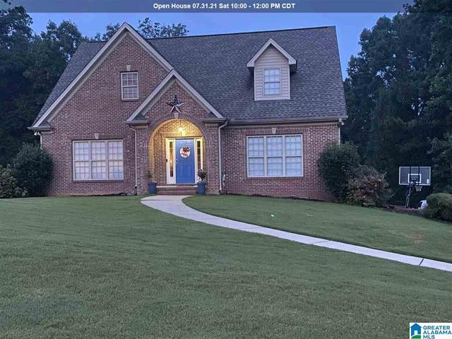 6839 Scooter Drive, Trussville, AL 35173 (MLS #1293427) :: Lux Home Group