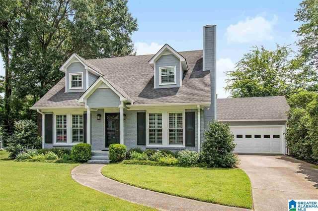 504 Oxford Circle, Homewood, AL 35209 (MLS #1293464) :: Josh Vernon Group