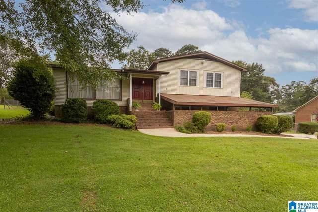 104 Village Drive, Thorsby, AL 35171 (MLS #1294087) :: Howard Whatley