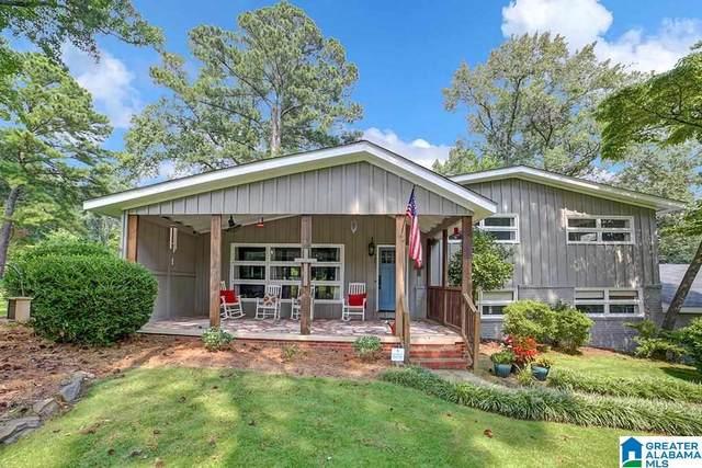 1801 Glendmere Drive, Vestavia Hills, AL 35216 (MLS #1294124) :: Howard Whatley