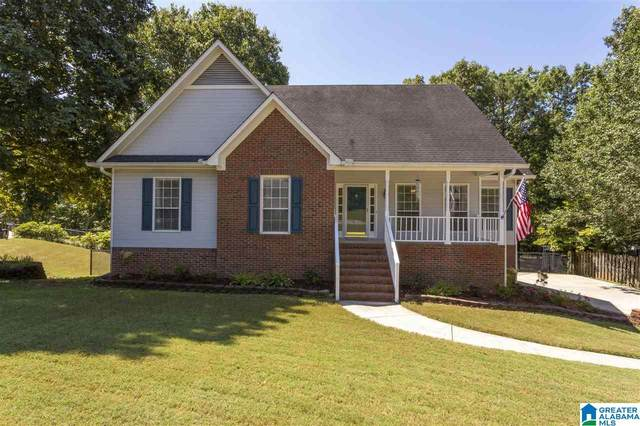 504 Grove Hill Trail, Alabaster, AL 35007 (MLS #1295504) :: Lux Home Group