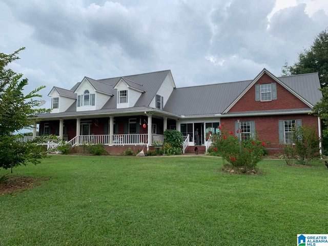 1350 County Road 831, Cullman, AL 35057 (MLS #1295737) :: Josh Vernon Group