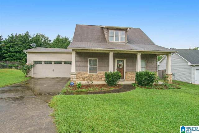 120 Enclave Avenue, Calera, AL 35040 (MLS #1296359) :: Lux Home Group