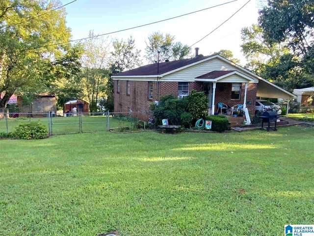 117 1ST AVE PINECREST, Anniston, AL 36201 (MLS #1297329) :: Josh Vernon Group