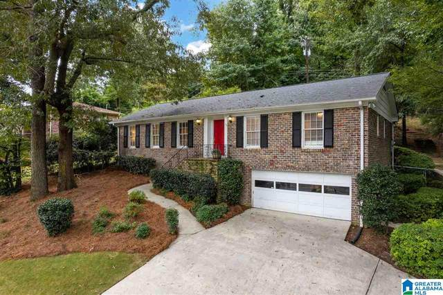 2229 Garland Drive, Vestavia Hills, AL 35216 (MLS #1298525) :: Lux Home Group