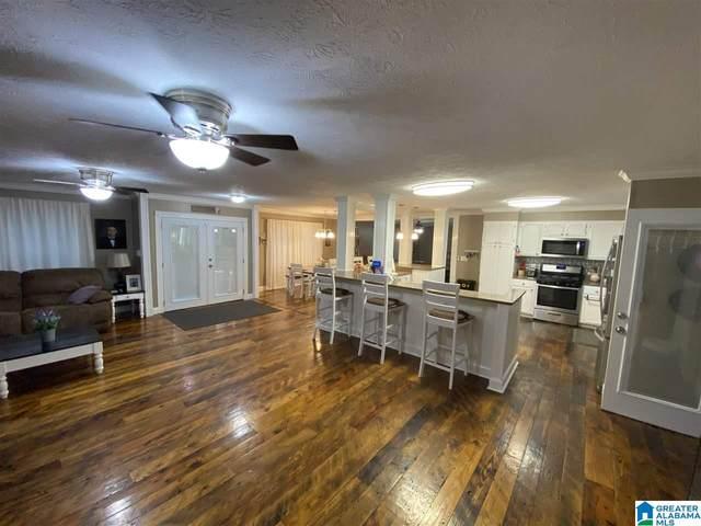 44 Vista Lane, Sylacauga, AL 35151 (MLS #1298773) :: Lux Home Group